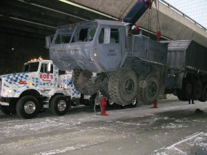 Batman - Dark Knight Rises - Bomb Truck