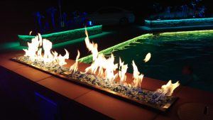 Ultimate Backyards - State of the Art Lighting & Fire Pit