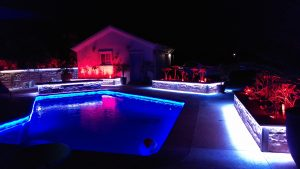 Ultimate Backyards - State of the Art July 4th Lighting