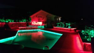Ultimate Backyards - State of the Art Christmas Lighting