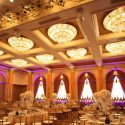 Renaissance Large Banquet Hall Lighting