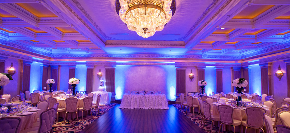 Renaissance Small Banquet Hall Lighting